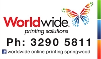 Worldwide Printing Solutions Springwood